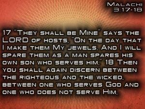 malachi 3 17 18