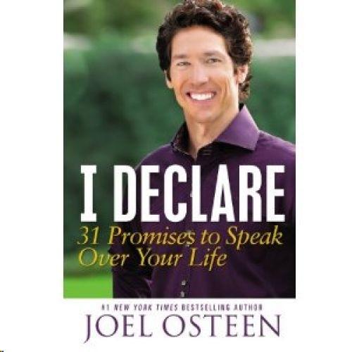 i declare 31 promises joel osteen pdf