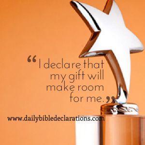 gift will make room
