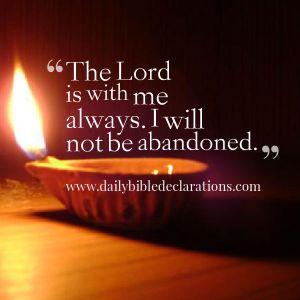 not abandoned