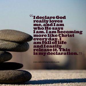 Declaration of truth