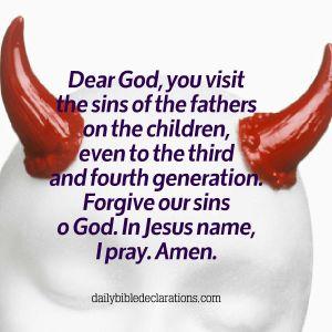 Forgive our sins