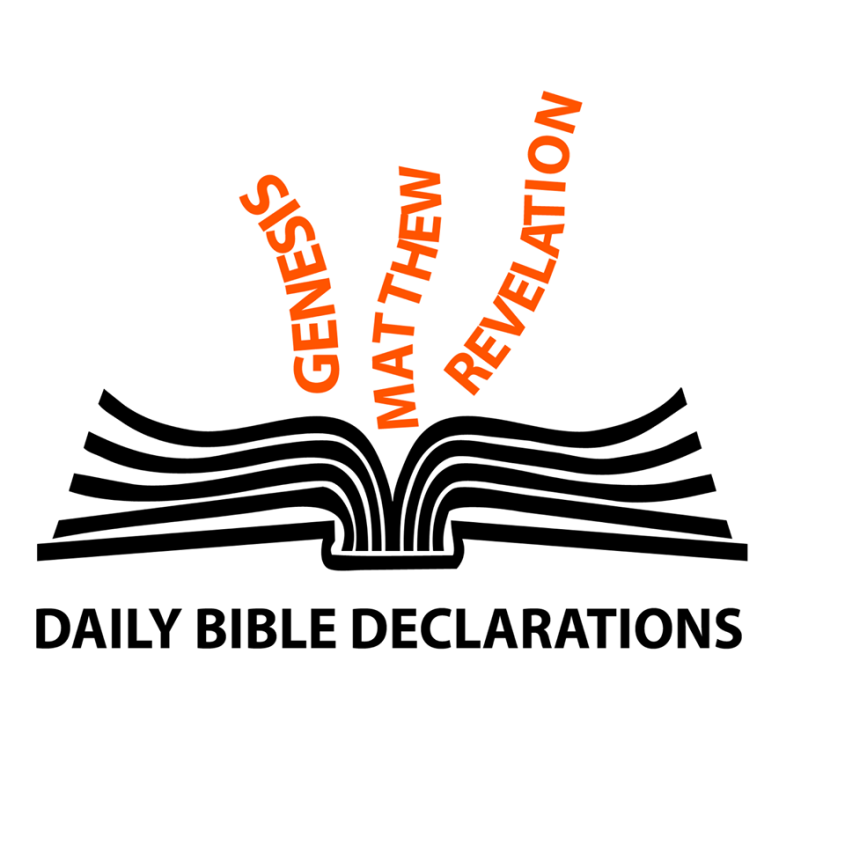 Dailybibledeclarations logo