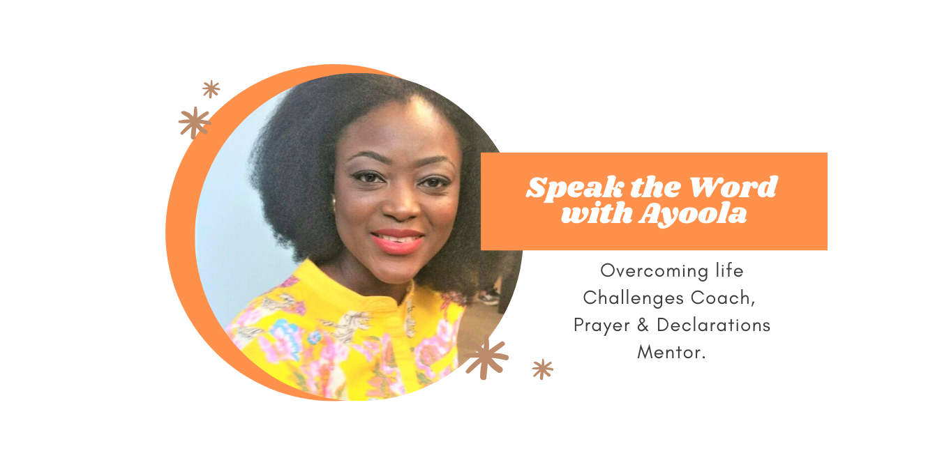 Speak the Word with Ayoola