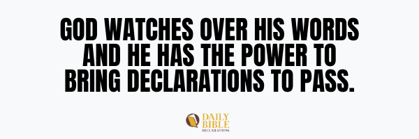 What are biblical declarations_ (2)